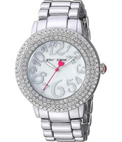 Betsey Johnson Silver 2035 Alloy