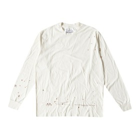 Oakley Luxe Gold Long-Sleeves Tee OSR - White
