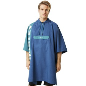 Oakley Surf Changing Poncho - Sundried Tomato
