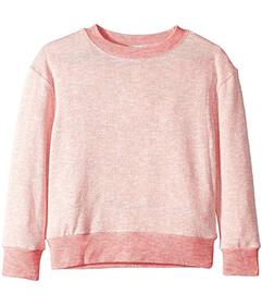 Splendid Littles Loose Knit Long Sleeve Top (Big K