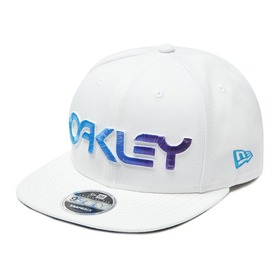 Oakley 6 Panel Gradient Hat - White