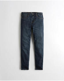 Hollister Advanced Stretch Athletic Skinny Jeans,