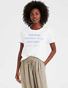 American Eagle AE Taco Graphic T-shirt
