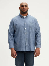 Levi's Classic One Pocket Shirt (Big)