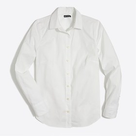 J. Crew Factory factory womens Classic button-up s