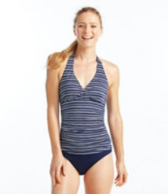 LL Bean Women's L.L.Bean Mix-and-Match Swimwear, H