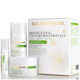 Goldfaden MD Brightening Transformation Kit