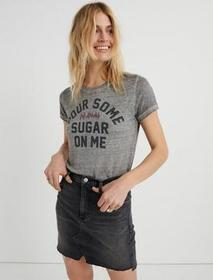 Lucky Brand Pour Some Sugar On Me Tee