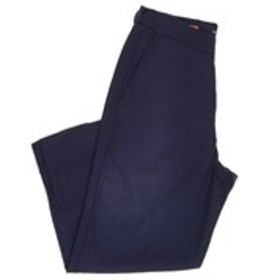 Mens Pesko Wide Leg Blue Cropped Pants