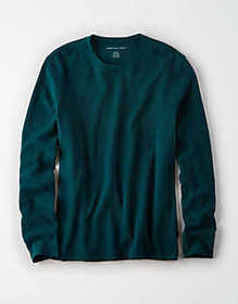 American Eagle AE Beyond-Soft Crew Neck Thermal