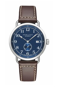 Hamilton Men's Khaki Navy Swiss Automatic Watch