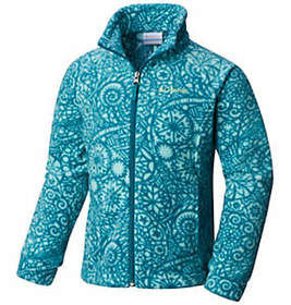 Columbia Girls' Benton Springs™ II Printed Fleece