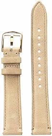 Fossil 16 mm Leather Watch Strap - S161036
