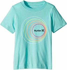 Hurley Kids Roundabout Tee (Toddler/Little Kids)