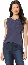 Lucky Brand Applique Tank