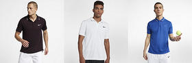 Nike NikeCourt Dri-FIT Team Men's Tennis Polo