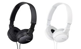 Sony MDR-ZX110 Stereo Headphones