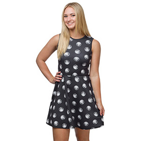 Punisher Logo Tank Dress