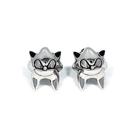Sonic Stud Earrings - Exclusive