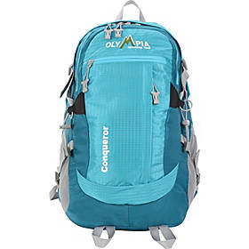 """Olympia USA Conqueror 19"""" Outdoor Backpack 25L"""