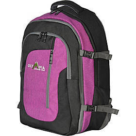 """Olympia USA Skyfall 19"""" Outdoor Laptop Backpack (3"""
