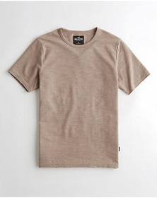 Hollister Easy T-Shirt, CREAM