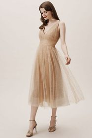 Anthropologie Miley Dress