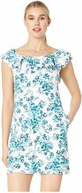 Tommy Bahama Floral Isles Over the Shoulder Spa Dr