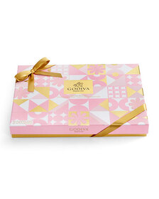 Godiva Chocolatier 32-Piece Chocolate Spring Gift