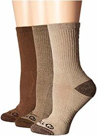 Merrell Cushioned Crew Hiker 3-Pack Socks