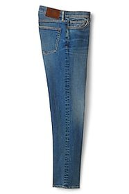 Lands End Men's Straight Fit Comfort-First Jeans