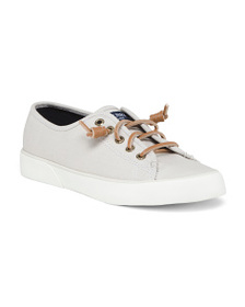 SPERRY Casual Canvas Slip On Sneakers