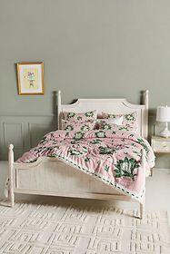 Anthropologie Paule Marrot Camilla Quilt