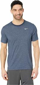 Nike Dry Tee Dri-FIT Cotton Crew Solid
