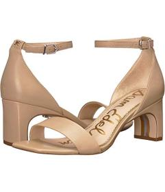 Sam Edelman Classic Nude Dress Nappa Leather