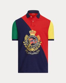 Ralph Lauren Classic Fit Stretch Mesh Polo
