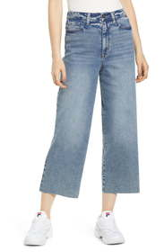 Tinsel Wide Leg Crop Jeans (Tinley)