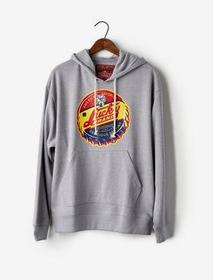 Lucky Brand Totally Lucky Bottle Cap Hooded Sweats
