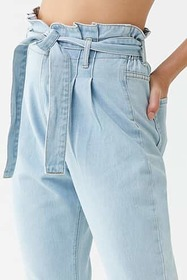 Forever21 Paperbag Ankle Pants