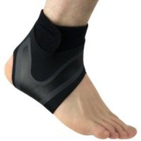 1Pc Adjustable Ankle Support Brace Foot Sprains In