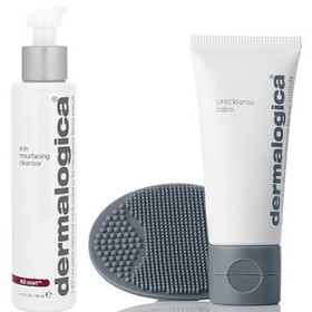 Dermalogica Precleanse Balm and Age Smart Skin Res