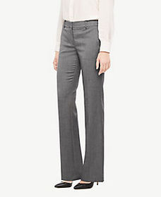 The Trouser Pant In Sharkskin - Classic Fit