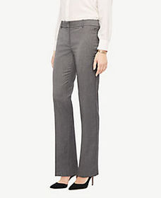 The Straight Pant In Sharkskin - Classic Fit
