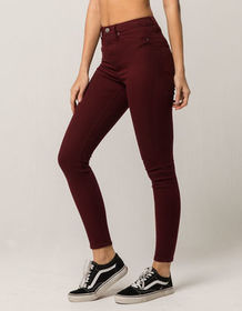 RSQ L.A. Super High Waisted Womens Skinny Jeans_