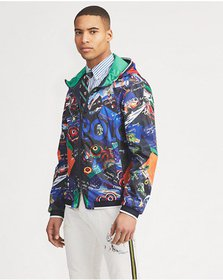 Ralph Lauren Water-Repellent Graphic Jacket