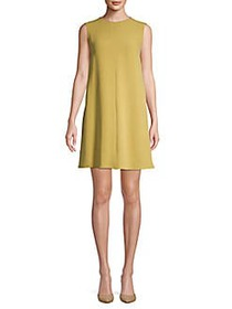 Valentino Sleeveless Shift Dress CERTOSA