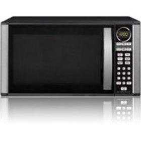 Hamilton Beach 1.3-cu. ft. Microwave Oven, Black