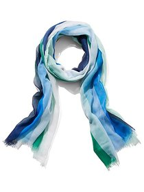 Stripe Scarf - Eva Mendes Collection - New York &