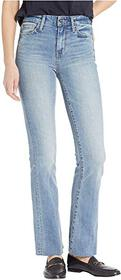 Sam Edelman Stiletto High-Rise Bootcut Jeans in Co