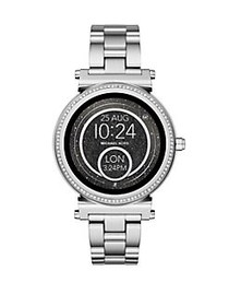 Michael Kors Access Sofie Stainless Steel Touchscr
